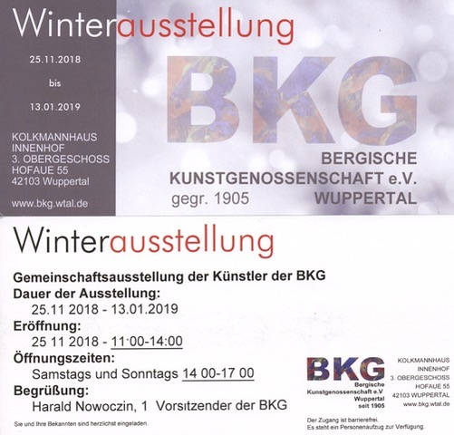Winter BKG